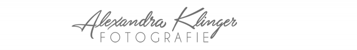 Alexandra Klinger Fotografie – Mit Liebe fotografiert – 92342 Freystadt logo
